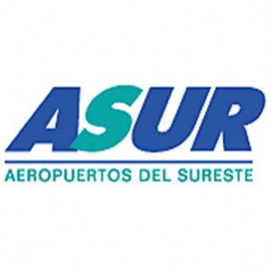 Logo Aeropuertos del Sureste