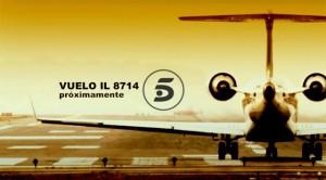 Promo Telecinco Vuelo IL 8714