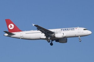 Avión Turkish Airlines