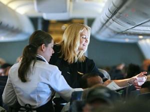 american airlines asistentes de vuelo