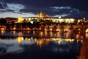 Foto de Castillo en Praga