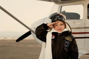 niño piloto