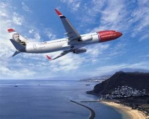 norwegian vuela a Costa del Sol