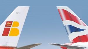nuevos vuelos de International Airlines Group