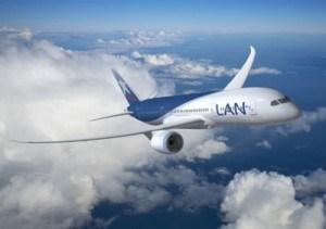 imagenes aviones aerolínea lan